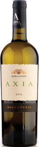 Alpha Estate Axia Malagouzia 2012