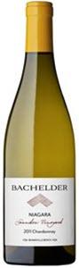 Bachelder Saunders Vineyard Chardonnay 2011