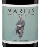 Chapoutier Marius 2011 Label