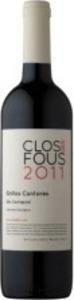 Clos Des Fous Cabernet Sauvignon 2011