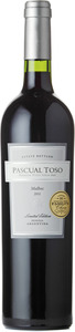 Pascual Toso Malbec Limited Edition 2012
