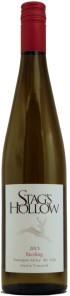 Stag's Hollow riesling