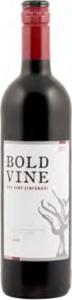 Bold Vine Old Vine Zinfandel 2012