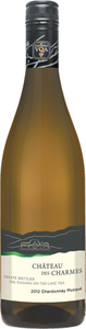 Château Des Charmes Estate Bottled Chardonnay Musqué 2012