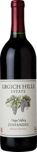 Grgich Hills Estate Grown Zinfandel 2010