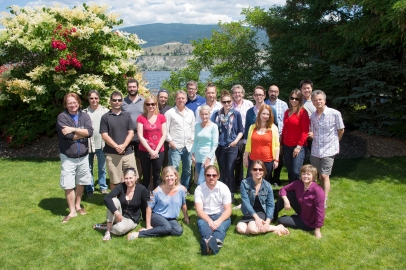WineAlign Judges & Staff, Penticton, BC, June 2014