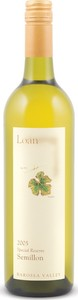 Loan Wines Special Reserve Semillon 2005