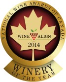 NWAC14 Winery of the Year