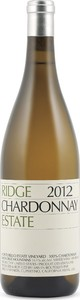 Ridge Estate Chardonnay 2012