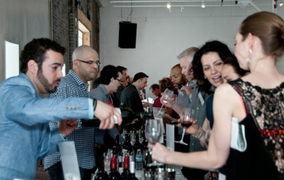 Toronto trade out in full force to taste Greek wine