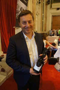 Former sommelier-turned-blaufränkisch-producer Uwe Schiefer