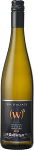 Wolfberger W3 Riesling Mucat Pinot Gris 2013