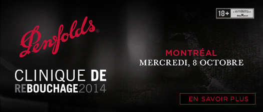 Penfolds clinique de rebouchage