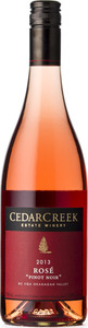 CedarCreek Estate Winery Rosé 2013