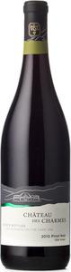 Château Des Charmes Estate Bottled Old Vines Pinot Noir 2010