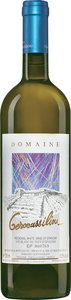 Domaine Gerovassiliou White 2013, Regional Wine Of Epanomi