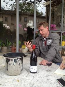 Mathieu Lapierre talking shop