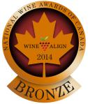 NWAC2014Bronze