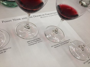 Perceiving Pinot with Jamie Goode