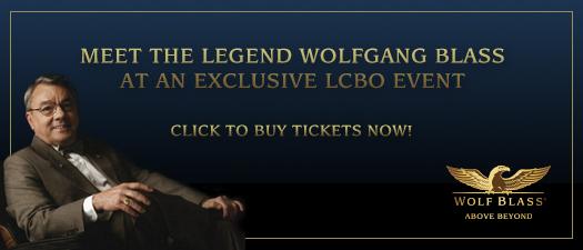 Wolf Blass Event in Toronto