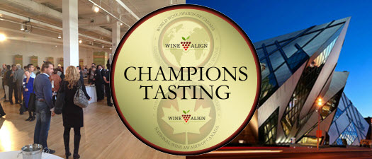 Champions Tasting