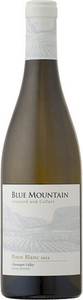Blue Mountain Pinot Blanc 2013
