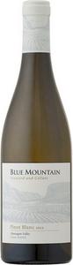 Blue Mountain Pinot Blanc 2013