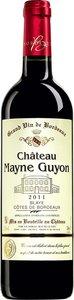 Château Mayne Guyon 2011