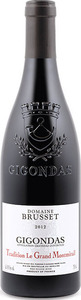 Domaine Brusset Tradition Le Grand Montmirail Gigondas 2012