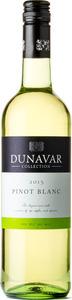 Dunavár Pinot Blanc 2013