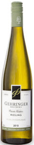 Gehringer Brothers Private Reserve Riesling 2013