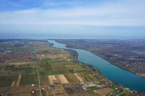 The Niagara River Sub-Appellation Hugging the Riverbank