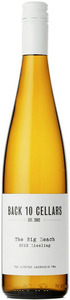 Back 10 Cellars The Big Reach Riesling 2012