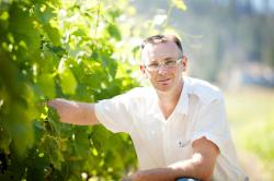 Darryl Brooker, winemaker of CedarCreek Estate Winery