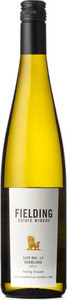 Fielding Estate Lot 17 Riesling Fielding Vineyard 2013