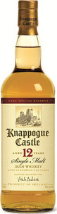 Knappogue Castle 12 Years Old Irish Single Malt Whiskey