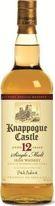 Knappogue Castle 12 Years Old Irish Single Malt Whiskey