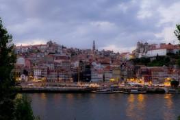 Oporto at dusk-3820