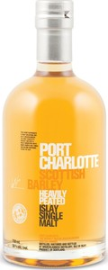 Port Charlotte Scottish Barley Heavily Peated Islay Single Malt Scotch Whisky