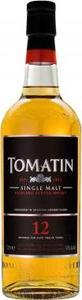 Tomatin 12 Year Old Highland Single Malt
