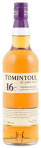 Tomintoul 16 Years Old Speyside Glenlivet Single Malt Scotch Whisky