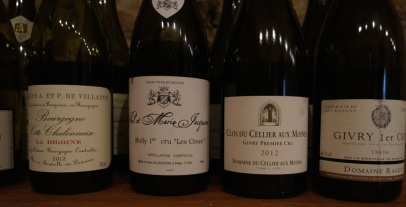 Wines of the Côte Chalonnaise