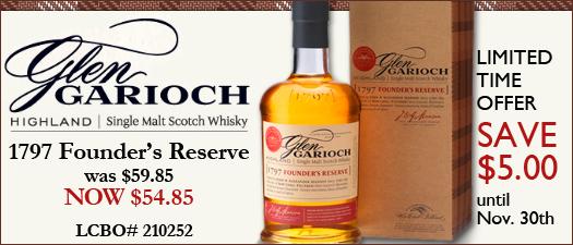 Glen Garioch Founders Reserve Highland Scotch Single Malt