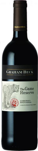 Graham Beck The Game Reserve Cabernet Sauvignon 2011