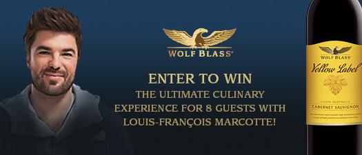 Wolf Blass Culinary Experience