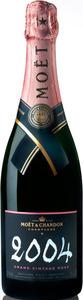 Moët & Chandon Grand Vintage Brut Rosé Champagne 2004