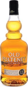 Old Pulteney 12 Year Old Hghland Single Malt Scotch