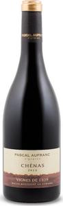 Pascal Aufranc Vignes De 1939 Chénas 2013