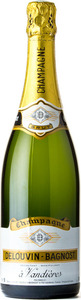 Delouvin Bagnost Tradition Brut Champagne