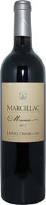 Marcillac Mansois 2012